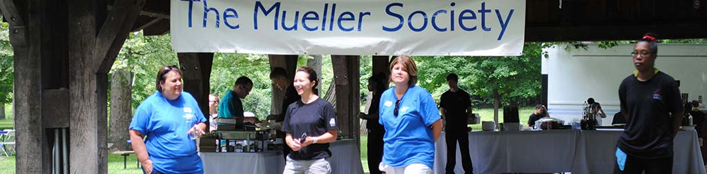 Join the Mueller Society